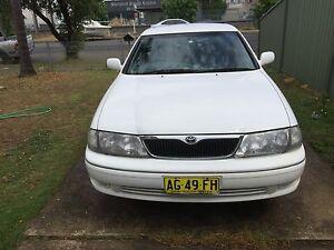 2000 Toyota Avalon Sedan Yennora Parramatta Area Preview
