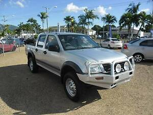 2006 Holden Rodeo Dualcab 4X4  Ute ( Turbo Diesel ) Mysterton Townsville City Preview