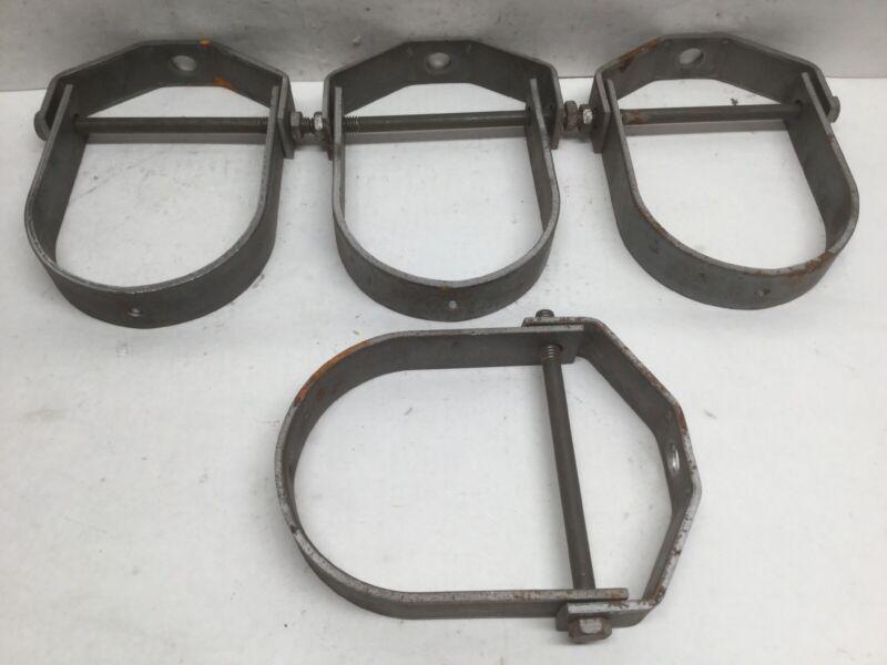 "Nibco 4"" Standard Clevis Pipe Hanger PLN (Pack of 4)"