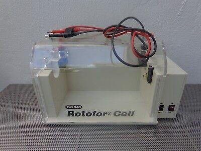 Bio-rad Rotofor Preparative Ief Cell 192br 192 Br Prep. 3000 Vdc