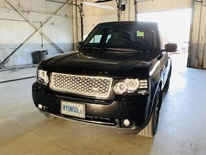 Range Rover Supercharged 2010 88000km + new chain