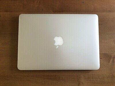 MacBook Pro (Retina, 13-inch, Early 2015): 2.7 GHz Intel i5 - 256GB SSD - 8GB