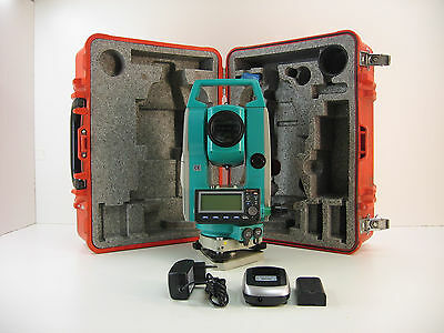 Sokkia Set500 5 Total Station For Surveying Construction With Free Warranty