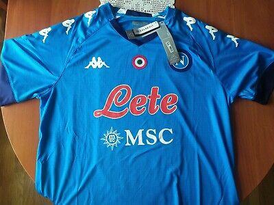 Camiseta oficial Napoli 20-21 Talla XL