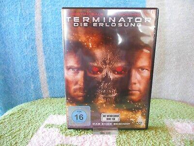 Terminator 4 - Die Erlösung (2009) Sony Erstaufl. !! Neu & nicht OVP !! Lesen !!