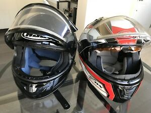 MINT CONDITIONS SNOWMOBILE 'S HELMETS