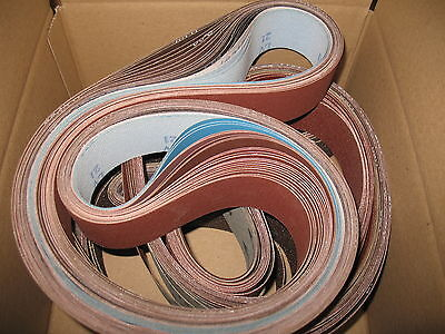 1 In Sanding Belts Ceramic Variety Pack