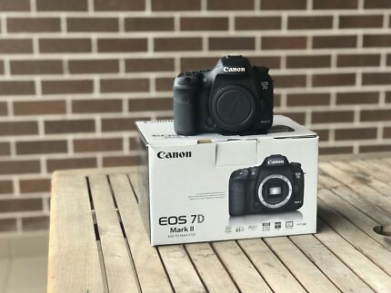 Canon 7D mark ii As Brand New