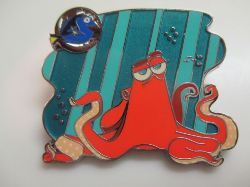Disney Pin * Pixar Party - Finding Dory - Hank the Octopus LE #117554