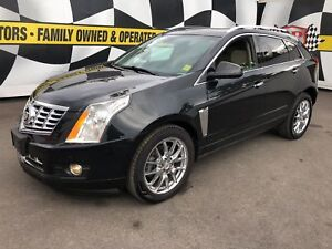 2013 Cadillac SRX Premium, Navi, Leather, Panoramic Sunroof, AWD