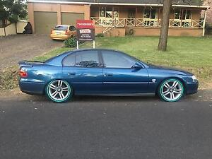 Need gone asap cheap. Low ks Holden commodore  vx equip series 2 Windsor Hawkesbury Area Preview