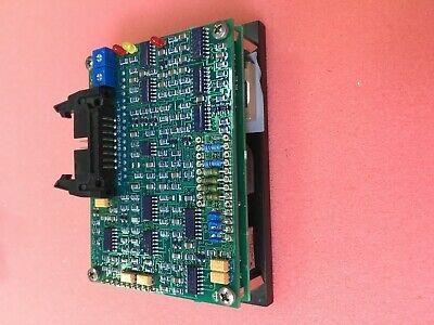 Elmo Ssa-1255 Miniature Pwm Servo Amplifier For Dc Servo Motors