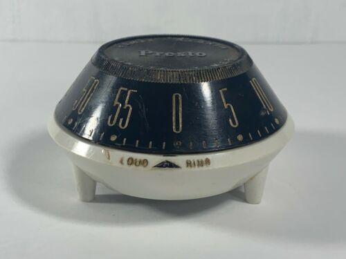 Vintage Presto Minute Timer 1950