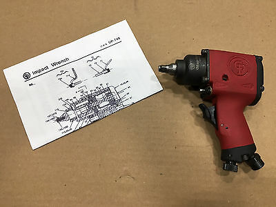 Chicago Pneumatic Impact Wrench 38 Square Drive Cp-9533 Rsr