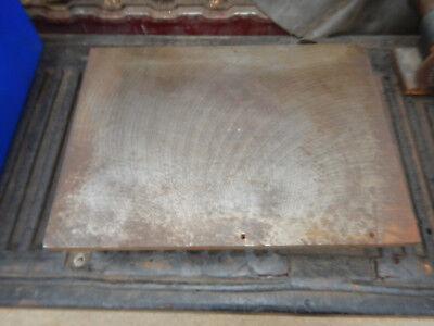 Older Machinist Surface Plate Jig Fixture