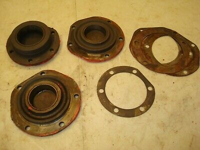 Ford 961 Tractor Rear Axle Covers Shims 900