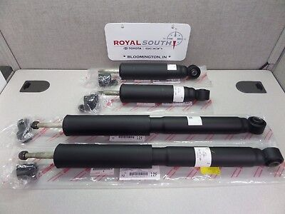 Toyota Land Cruiser 00-07 Front & Rear Shock Absorber Set Kit Genuine OEM (Kit Toyota Land Cruiser)