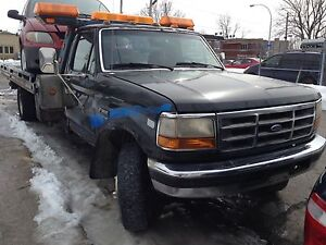 1997 Ford Towing flatbed F superduty