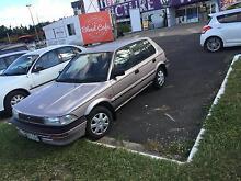 1991 Toyota Corolla Hatchback Woolloongabba Brisbane South West Preview