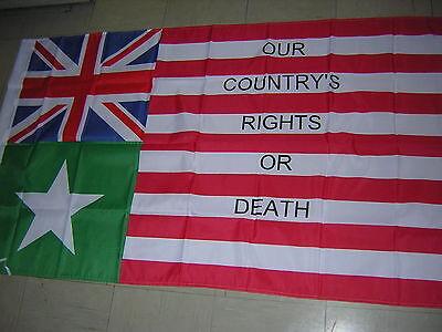 Штаты British Empire Flag Baker's San
