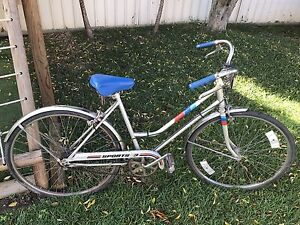 Vintage Ladies Bike Bicycle Stanhope Gardens Blacktown Area Preview