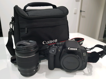 New Canon 700DKIS $599 ONO