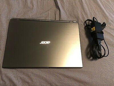 Acer Aspire M M5-581T-6405 Laptop + Charger