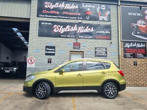 2014 Suzuki  S-Cross GLX REGO TILL 28/1/22 RWC ONLY $15990 CHEAP  Slacks Creek Logan Area Preview