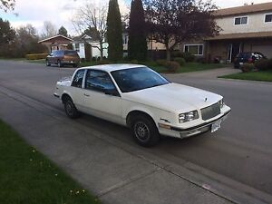 1985 Buick Somerset Regal limited