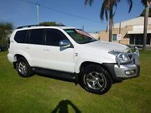 2008 Toyota LandCruiser Wagon GRANDE IN PEARL DUCO !! East Rockingham Rockingham Area Preview