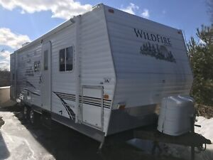 2009 Forester wildfire 26ft