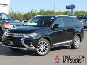 2016 Mitsubishi Outlander ES PREMIUM | AWD | WARRANTY TO 2026