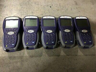 5 Pcs Of Jdsu Acterna Hst-3000c W Hst3000-bdcm-wb2-tested No Battery