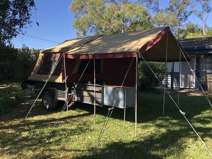 Customline Camper Trailer Loganholme Logan Area Preview