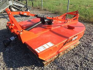 Used Woods BB84X Rotary Cutter