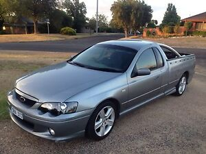 BA XR6 ute Manual Bairnsdale East Gippsland Preview