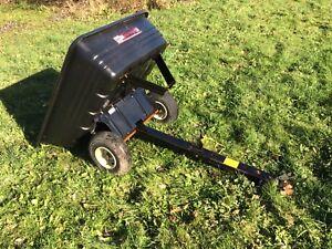 Lawn Tractor/ATV Dump Trailer