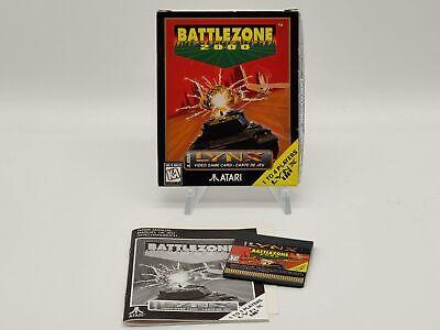 Battlezone 2000 | Atari Lynx | Complete