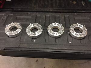 Ford F-150 wheel spacers