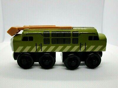 Thomas The Train Wooden Railway DIESEL 10 ENGINE Gullane Limited 2003