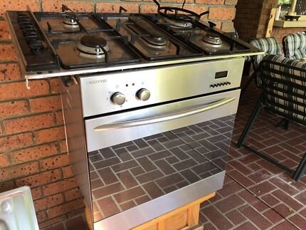Kleenmaid oven & cooktop