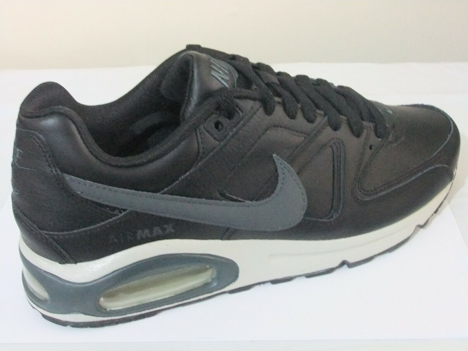 NIKE AIR MAX COMMAND LEATHER MENS SHOES TRAINERS UK SIZE 7 12 749760 001