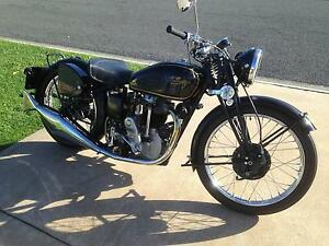 1939 Velocette KSS Mount Gambier Grant Area Preview