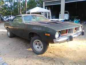 Plymouth Barracuda1973 Other Coupe Canungra Ipswich South Preview