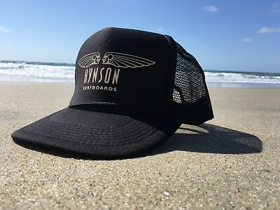 "Mike Hynson Surfboards - Offical licensed NEW ""Hynson"" Mesh Style Hat"
