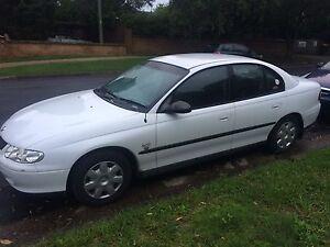 Holden commodore 2002 model sedan Richmond Hawkesbury Area Preview