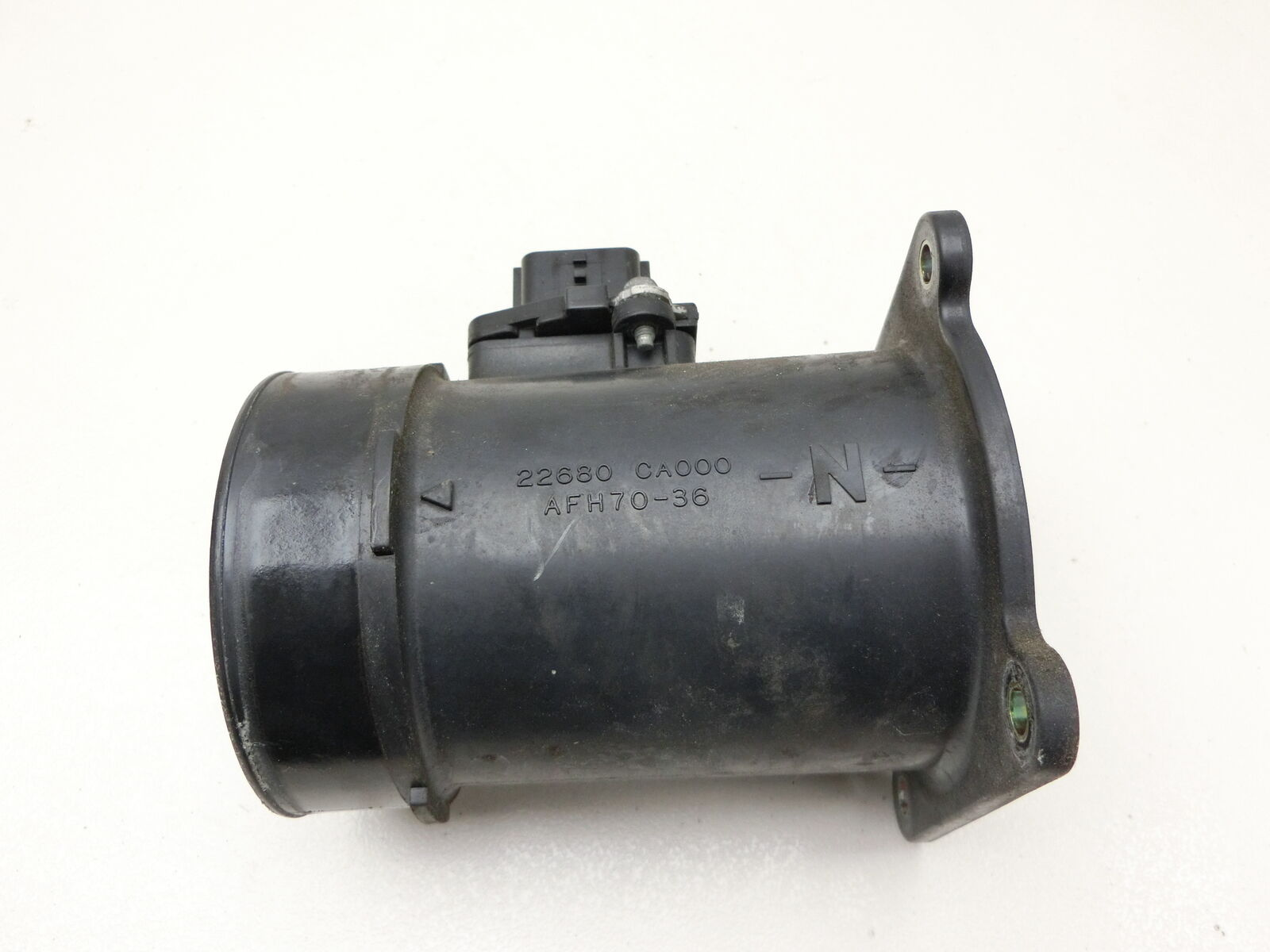 Mass Air Flow Meter for Nissan Murano I Z50 3,5 172KW 22680-CA000 111TKM