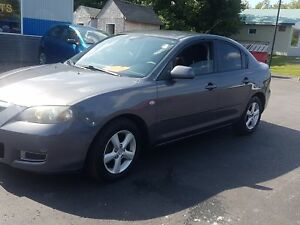 2007 Mazda Mazda3 auto safetied GS