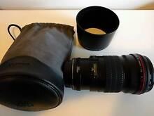 Canon EF 200mm f/2.8 II L USM Lens w/ Hoya 72mm UV/HMC Filter Leichhardt Leichhardt Area Preview