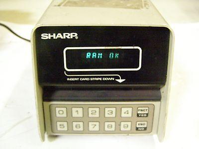 Sharp Control Access System Vendamat System Model Sf-5000da